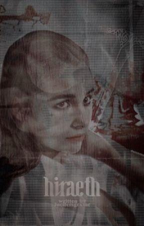 HIRAETH - 𝐉𝐀𝐒𝐊𝐈𝐄𝐑 by lucifersgrime