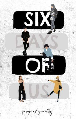 Six Days of Us // teen fic by feignedgenuity