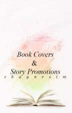 Book Cover & Story Promotion & Story ideas by ShayneSim