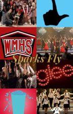 «Sparks Fly • Glee» by xxG133K_G1R1xx