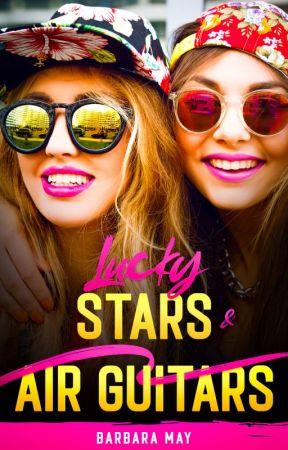 Lucky Stars & Air Guitars #TeenFictionAnotherYearShortStory by barbaramay91