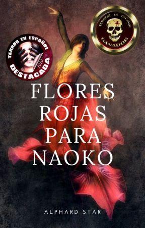Flores rojas para Naoko by AlphardStar
