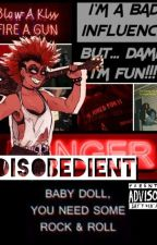 Disobedient (Barb X Reader) by Bisexual_Disaster200