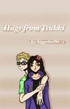 Hugs From Tsukki {Tsukishima Kei}  -A Haikyuu FanFic- by baggedmilk0