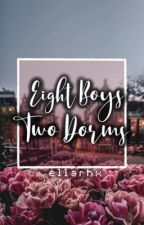 Eight Boys Two Dorms by ellarhx