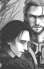 A world after Asgard. (Thorki) by scaresjustfade