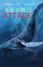 Blue Whales Attack by stupidlilfishs