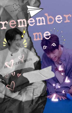 Remember Me | Seungjin AU by paradox_divide