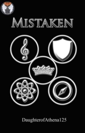 Mistaken: Book 1 of the Ranked Series by DaughterofAthena125