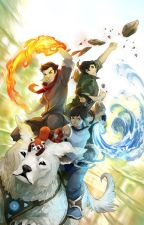 Avatar:Legends Of Korra by 0ptical1llusion