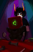 Rough starts Gamzee x Reader by The-Cakepop