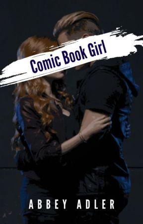 Comic Book Girl by AbbeyAdler