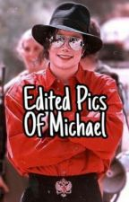 Edited Pics Of Michael by ttttt5tii