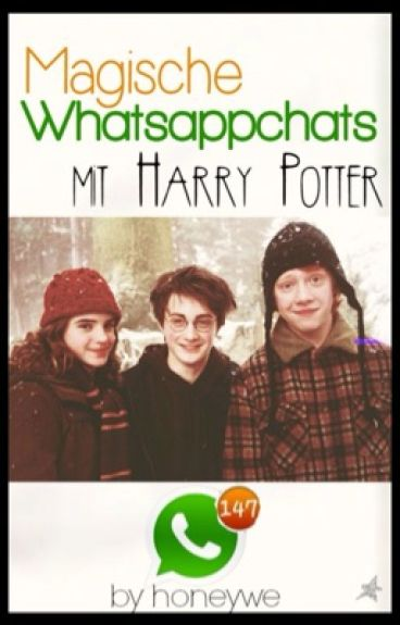 Magische Whatsappchats mit Harry Potter