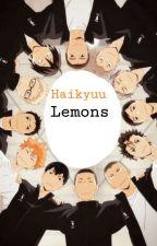 Haikyuu Lemon One Shots  by urboibren