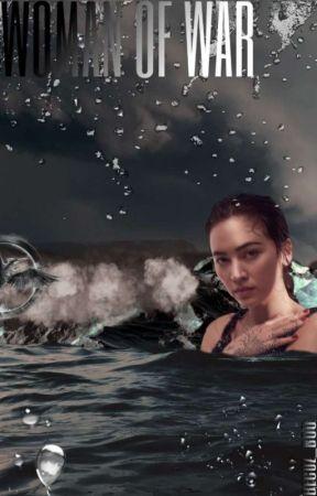 Woman of War━━ Finnick Odair by becuz_boo