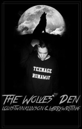 The Wolves Den {Larry Mpreg}