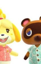 Animal Crossing New Horizon - Working Together, Loving Together by FluffyChocolate777