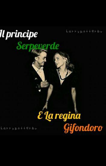 La regina Grifondoro, e il principe Serpeverde
