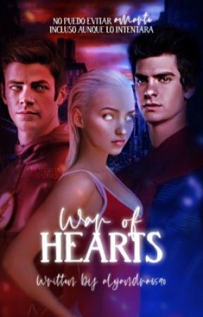 WAR OF HEARTS-the flash  by alejandra6590