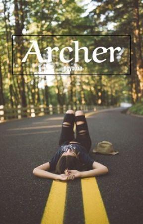 Archer by -pcyxoxo-