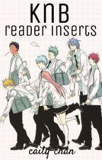 Kuroko no Basket- Reader Inserts by caity-chan