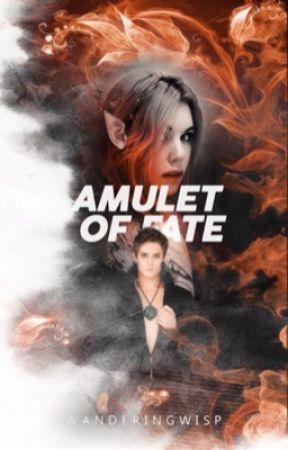 Amulet of Fate by WanderingWisp_
