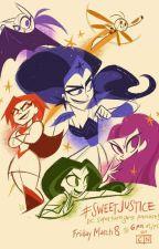 Dc Super Hero Girls | Male Reader Stories | One-Shots | Scenarios by AndrewAssassins