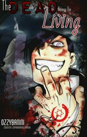 The dead among the living (a naruto, fmab crossover) by ozzybanini