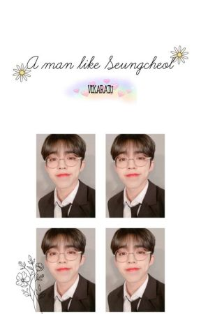 a man like Seungcheol by vikaratu