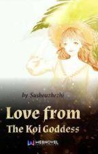 Love From The Koi Goddess by V_Nisha25