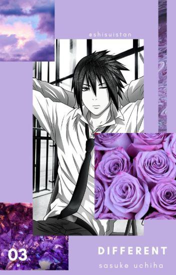 different » uchiha sasuke