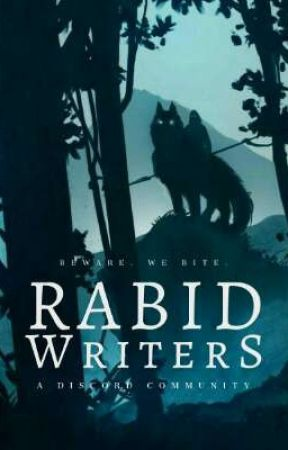 RABID WRITERS - Community Guidelines by RabidWriters