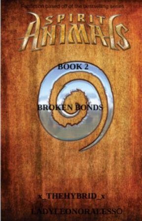 Broken Bonds (Book 2) by x_TheHybrid_x