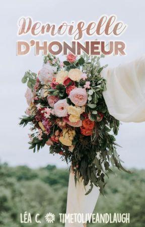 Demoiselle d'honneur by timetoliveandlaugh
