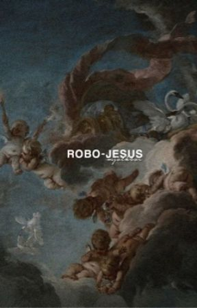 ROBO-JESUS ㅡ jake peralta by mjolkboi