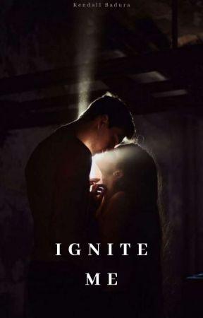 ignite me / p. pevensie by Kendallann78