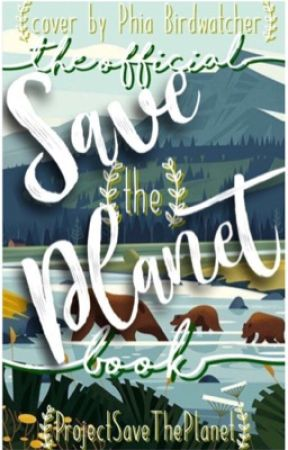 The Official Save-The-Planet-Book by ProjectSaveThePlanet
