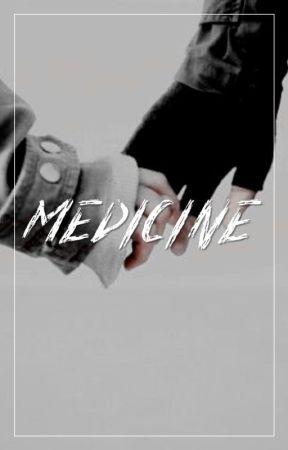 MEDICINE  ⇢ ೖ୭  literate individual roleplay by -weakveins