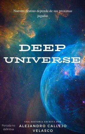 Deep Universe by AlejandroCallejoVela