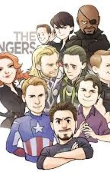 The Avengers are my teachers