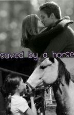 Saved by a horse by ammiiieeeee