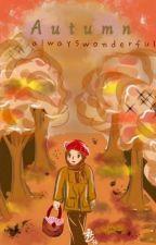 Autumn Always Wonderful by syahziehan