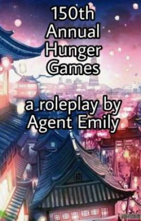 The 150th Annual Hunger Games (Closed Roleplay) by AgentEmily_Spades