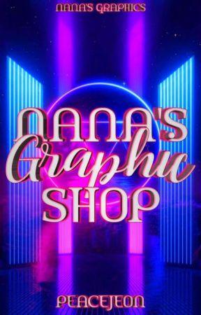 Nana's Graphic Shop by Peacejeon