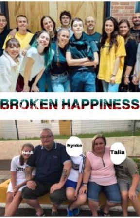 Broken Happiness  by laurenCimorelli_stan