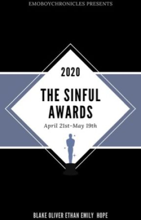 The Sinful Awards ✔️ by emoboychronicles
