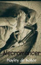 Necromancer by HayleydeKoker