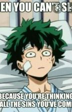 bnha chat fic (No Logik) by Hornypansexual