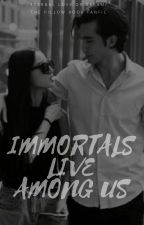 Immortals Live Among Us by JOYHYT